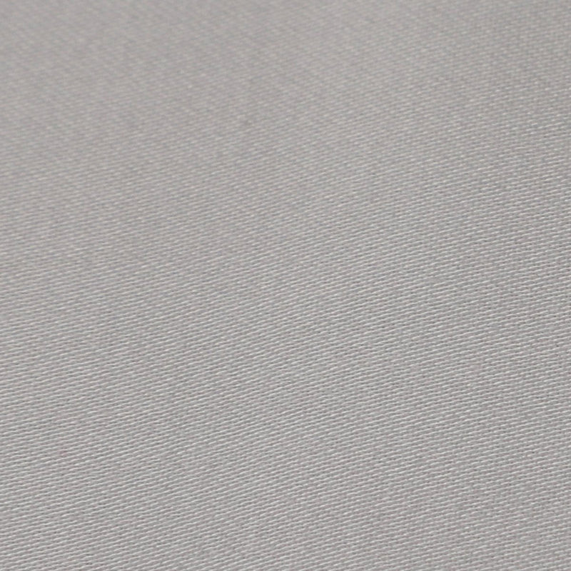 FFAB Regular Fabric Collection | Premium Cotton Satin Fabric | White Color | Dyeable