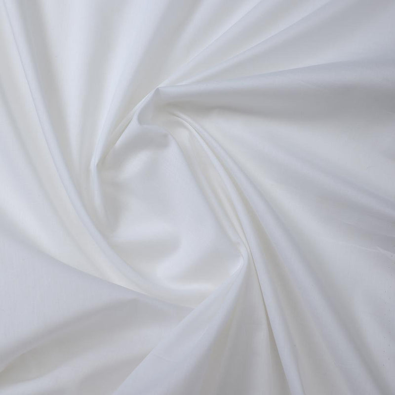 FFAB Fabric Collection | Cotton Mulmul Fabric | Off White Color