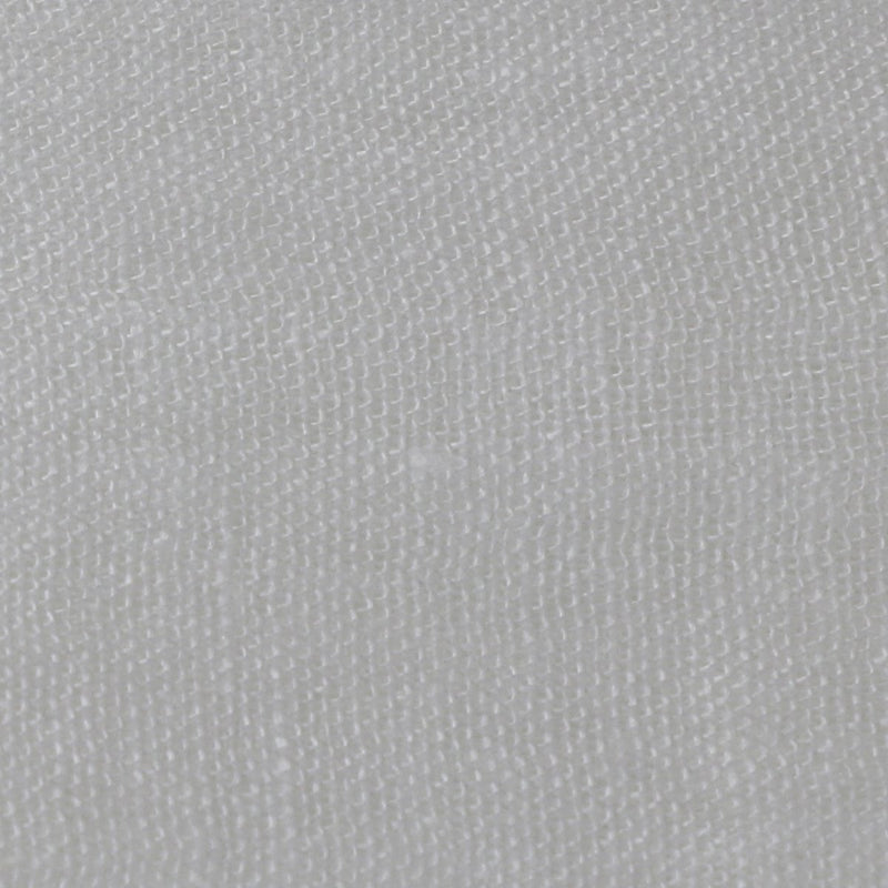 FFAB Regular Fabric Collection | Gauze Linen Fabric | White Color | Dyeable