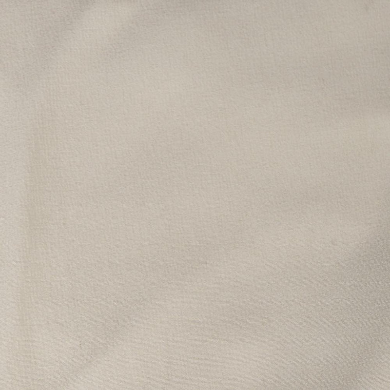 FFAB Regular Fabric Collection | 80 GLM Georgette Silk Fabric | Off-White Color | Dyeable