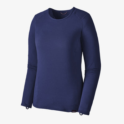 Women's Capilene Thermal Weight Crew-CCNX