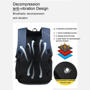 Waterproof Oxford Backpack Men 2020 New Camouflage School Bags For Teenage Boys Bookbag Large Capacity Backpacks - ZainO