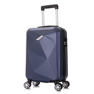 20/24inch travel suitcase  Rolling Luggage sets Spinner trolley case Woman Cosmetic bag carry-on luggage  on wheels - ZainO