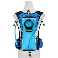 Load image into Gallery viewer, 8L Waterproof Bicycle Backpack MTB Mountain Bike Water Bag Men's Women Nylon Cycling Hiking Camping Running Hydration Backpack - ZainO