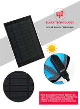 Load image into Gallery viewer, Solar Charging Backpack Men Businessmen laptop bag High-tec Back Packs Anti-theft Superior Pack Super cool different distinctive - ZainO