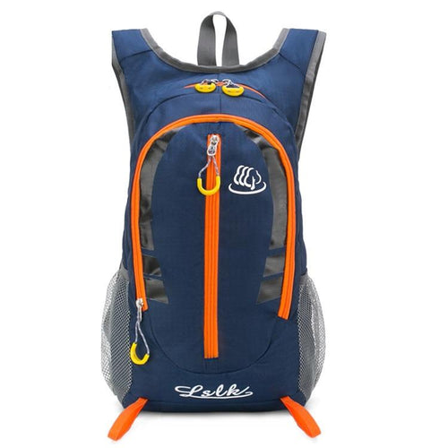 Waterproof Unisex Nylon Backpack 20L Portable Outdoor Travel Hiking Cycling Climbing Sport Bags Ultralight Nylon Backpack - ZainO