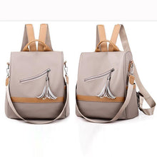 Load image into Gallery viewer, Anti-theft women ladies large capacity backpack high quality bagpack waterproof Oxford women backpack sac a dos - ZainO