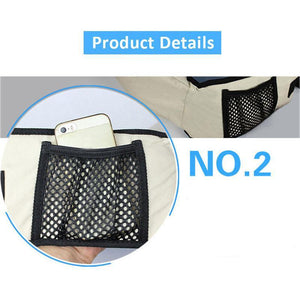 Baby Carrier Cotton Holder Waist Stool Carrier Baby Sling Bebe Hip Carrier Kids Hip Seat Baby Walkers Bag Front Holder Wrap - ZainO