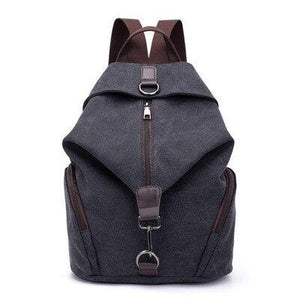 QINRANGUIO Women Backpack Fashion Canvas Backpack Large Capacity School Bags for Teenage Girls Backpack Female Backpack Women - ZainO