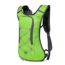 Load image into Gallery viewer, 8L Breathable Ultralight Cycling Backpack Pouch Hiking Rucksack Bicycle Water Bag Bike Cycling Bag 2L Water Bag - ZainO