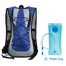 Load image into Gallery viewer, Bicycle Bag Waterproof Bike Backpack Nylon Cycling Hiking Camping Hydration Backpack Bike Equipment 10L Riding Bag - ZainO