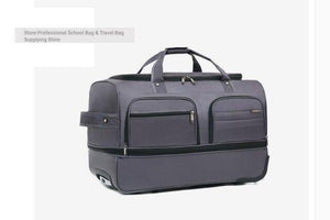 Large Men Trolley Bags Wheeled bag Travel Luggage  Suitcase Travel Rolling Bags On Wheels Travel Luggage Baggage  Bag - ZainO