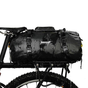 25L Waterproof Bike Bag MTB Road Bike Bicycle Rear Rack Pannier Bag Cycling Rear Seat Bag Shoulder Bag Bike Accessories - ZainO