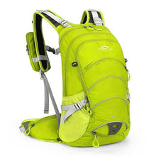 Load image into Gallery viewer, 20L Bicycle Backpack Women Men Hiking Cycling Backpack Outdoor Climbing Sport Bag Rucksack Durable Bag 2L Water Bag - ZainO