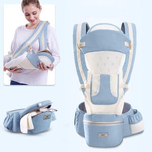 0-3-48m Portabebe Baby Carrier Ergonomic Baby Carrier Infant Baby Ergonomic Kangaroo Baby Sling For Newborns Ergoryukzak - ZainO