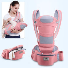 Load image into Gallery viewer, 0-3-48m Portabebe Baby Carrier Ergonomic Baby Carrier Infant Baby Ergonomic Kangaroo Baby Sling For Newborns Ergoryukzak - ZainO