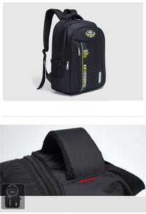 New Men Multifunctional Large Backpacks Capacity Student Bag Casual school Men's Backpack Fashion Male Travel Oxford Man's Bags - ZainO