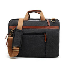 Load image into Gallery viewer, Handbag Backpack 17.3 Inch Laptop Backpack Business Backpack Fashion Travel Backpack male cross body for men - ZainO