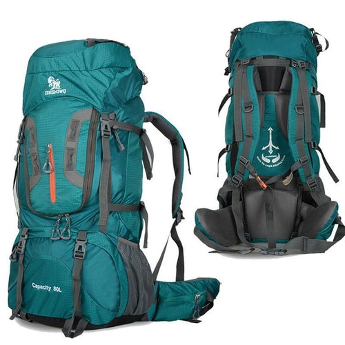 Camping Hiking Backpacks Big Outdoor Bag Backpack Nylon Superlight Sport Travel Bag - ZainO