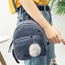 Load image into Gallery viewer, Backpack Women's Casual Daypacks Women Leather Backpacks Schoolbags Travel Shoulder Bag For Woman Zaino Donna Mochila - ZainO