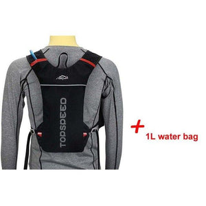 Running Bag Bicycle Backpack Cycling Run Bag Rucksack Hydration Men Sport Bags Light Waterproof Riding Bike Back Pack - ZainO