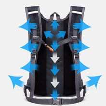 Load image into Gallery viewer, Climbing Hiking Backpack MTB Bicycle Riding Bag Bike Ski Backpack 5L Outdoor Sport Running Cycling Water Bag Rucksack - ZainO