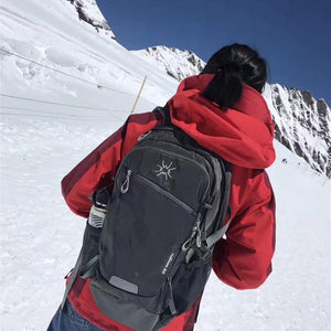 30L Outdoor Sports Bags trekking backpack hiking waterproof male Bag mountain ski backpacks for Women Men - ZainO