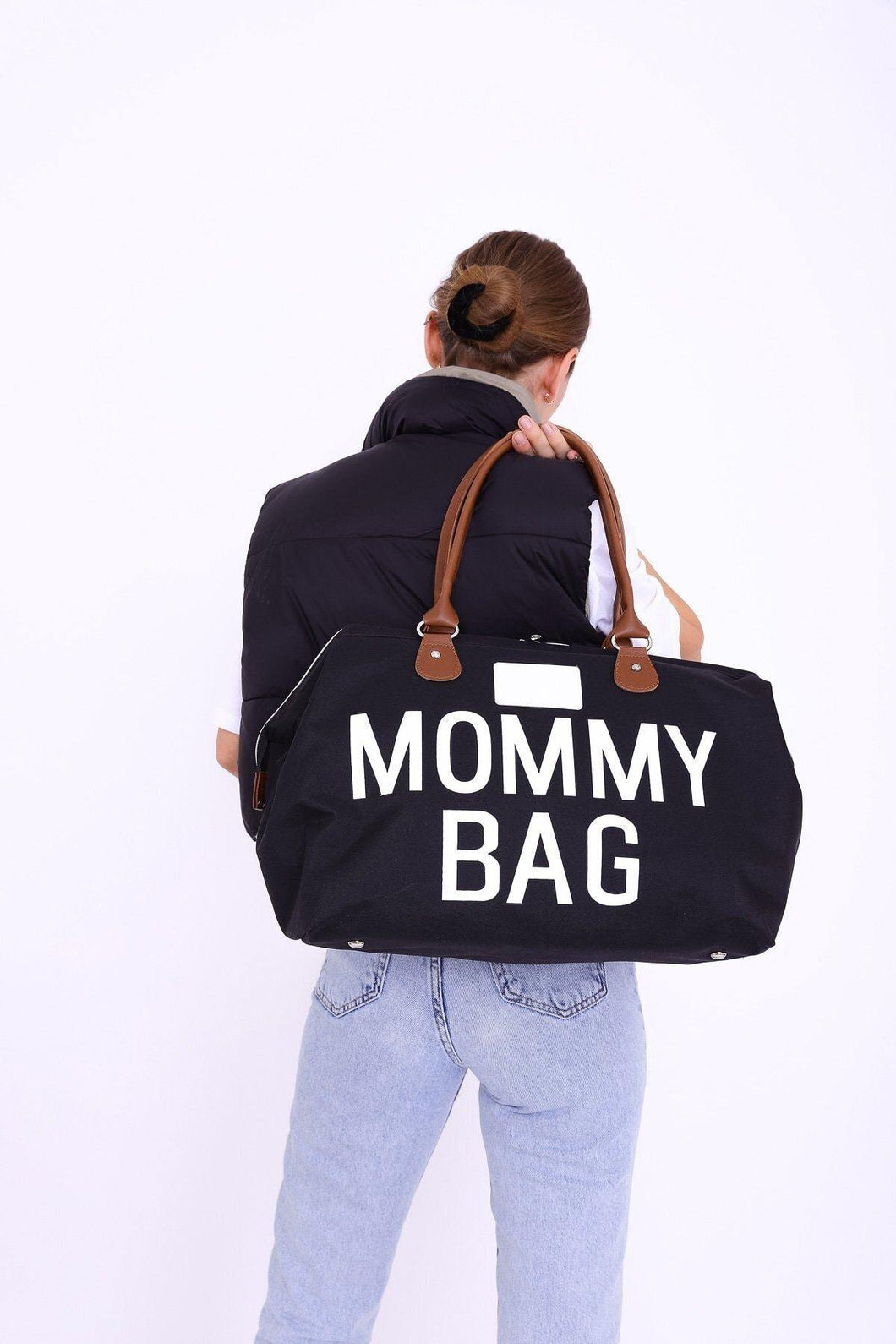 Black Mother Baby Care Bag Mommy - ZainO