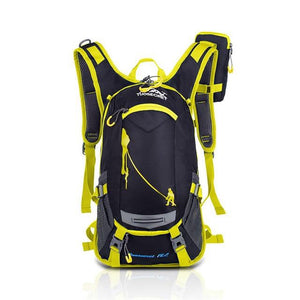 Waterproof Bicycle Backpack MTB Mountain Bike Water Bag Men's Women  Nylon Cycling Hiking Camping Running Hydration Backpack - ZainO