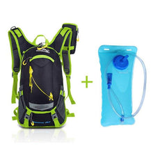 Load image into Gallery viewer, Waterproof Bicycle Backpack MTB Mountain Bike Water Bag Men's Women  Nylon Cycling Hiking Camping Running Hydration Backpack - ZainO