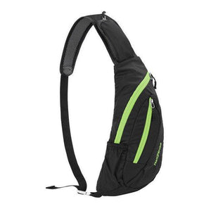 Outdoor Waterproof Nylon Sports Chest Bags Single Shoulder Bag Hiking Trekking Backpack Ultralight Camping Backpacks - ZainO