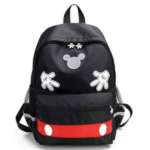 Load image into Gallery viewer, Disney new cartoon Mickey mouse Parent-child backpack boys school High capacity student  girls campus travel backpack - ZainO