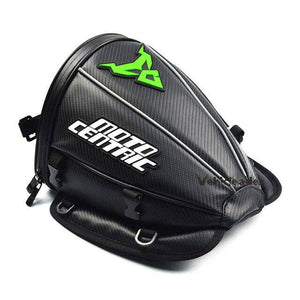 Motorcycle Durable Rear Seat Bag Suitcase Travel Shoulder Luggage Waterproof Motorbike Backpack Tail Tank Bag  Leather Sports - ZainO
