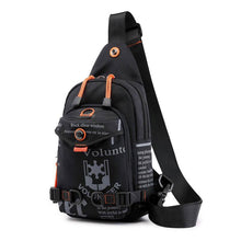 Load image into Gallery viewer, Chest Bag Rucksack Knapsack Brand Famous Travel Casual Male One Shoulder Bags Sling Backpack Daypack - ZainO