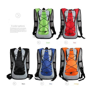 New Breathable Motorcycle Backpack Waterproof Nylon Motorbike Bag Reflective Safety Backpack Helmet Bag Riding Shoulder Bag - ZainO