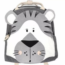 Load image into Gallery viewer, Children Backpack Toddler Kids School Bag Backpack For Baby Kids Cute School bag boy girl light Bag Rabbit Butterfly lion Bag - ZainO