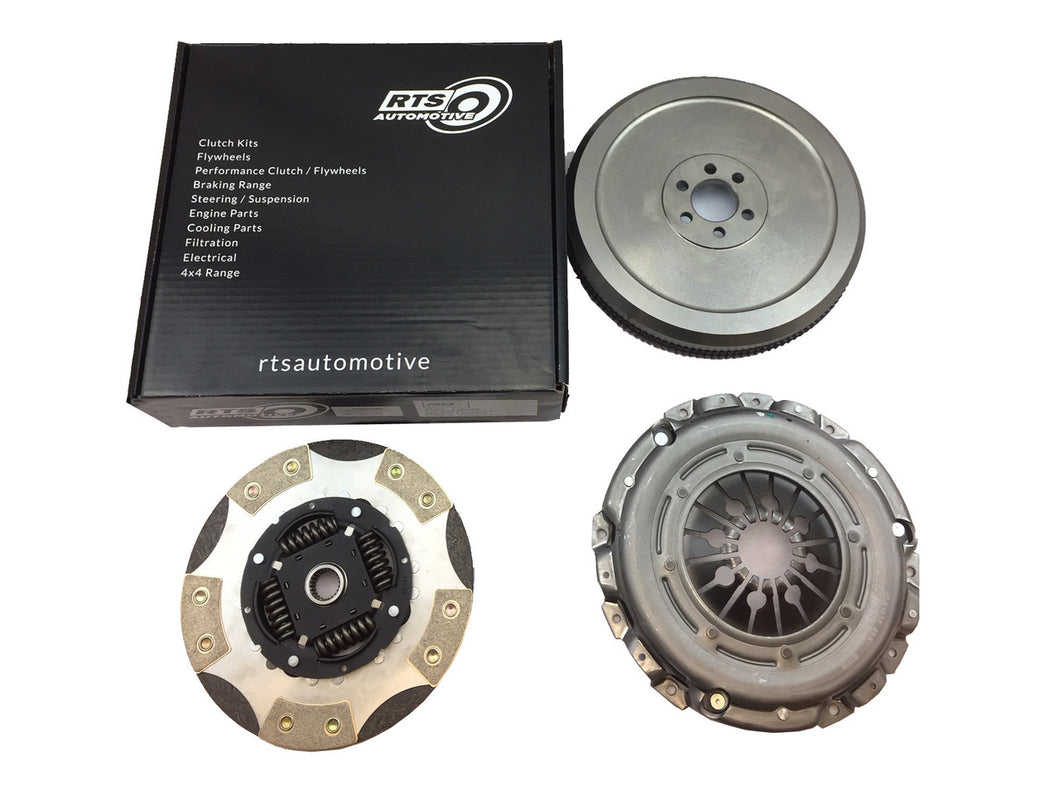 RTS Clutch - SMF & Twin-Friction Clutch Kit for 2.0TFSI EA113