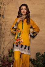 Load image into Gallery viewer, Printed Fusion Kurti