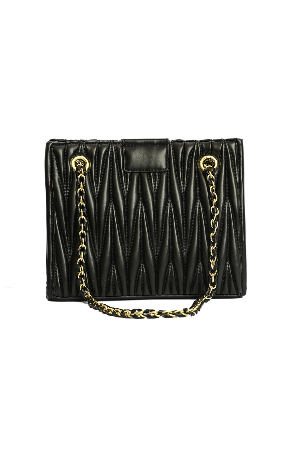 Double Chain Bag - Black