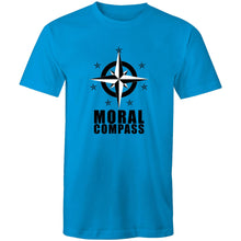 Load image into Gallery viewer, Moral Compass Mens Surf T-Shirt
