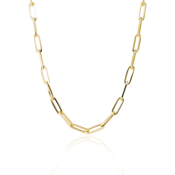 Paperclip Necklace- all lengths available