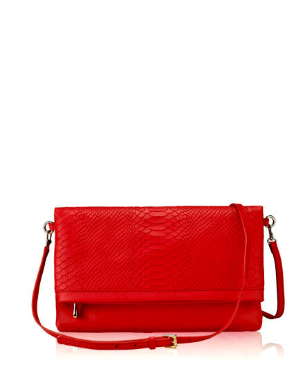 POPPY CARLY CONVERTIBLE CLUTCH