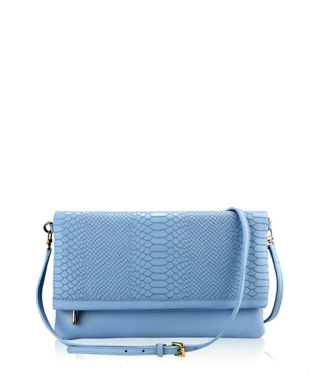Hydrangea Carly Convertible Clutch