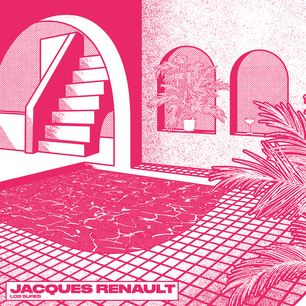 SNFSS002 - JACQUES RENAULT - LOS SURES EP