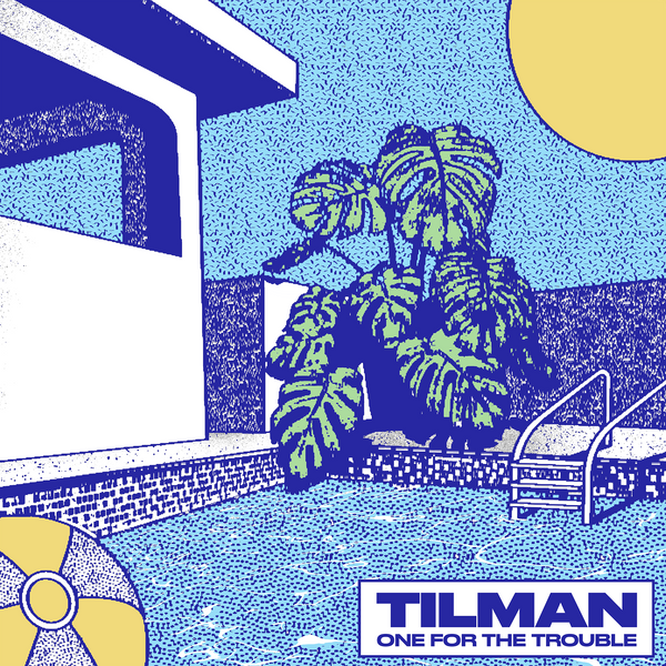 SNFSS001 - TILMAN - ONE FOR THE TROUBLE EP