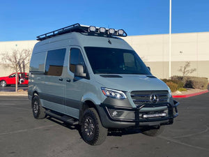 Brush Guard for 2019+ Sprinter, Storyteller, New Revel