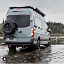 Load image into Gallery viewer, TIRE CARRIER FOR SPRINTER VAN (2019+ SPRINTER & 2020 REVEL) VS30