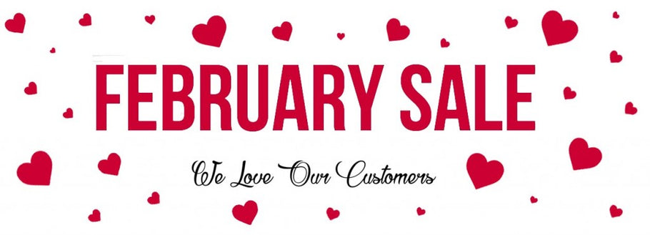 DUE TO POPULAR DEMAND OUR SALE CONTINUES!