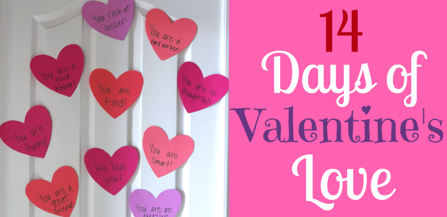 14 DAYS OF LOVE SALE
