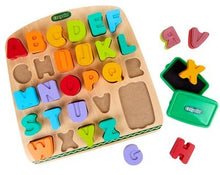 Load image into Gallery viewer, CRAYOLA PUZZLE STAMPERS ALPHABET